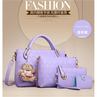 TAS WANITA HANDBAG WAIST BAG SHOULDER 4IN1 FASHION IMPORT 019 tote Bag