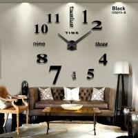 Jam Dinding Besar / Jam dinding Raksasa Terjamin Mesin Quartz