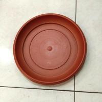 Tatakan pot plastik 27 cm