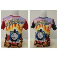 Kaos Thomas & Friends merk FURO khusus Anak umur 1-3 tahun