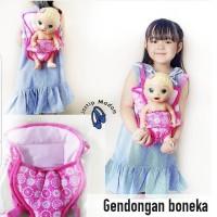 gendongan boneka baby alive