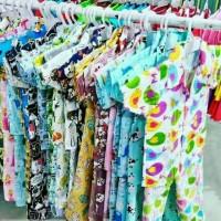 Piyama Setelan anak baby tanggung pajamas cewek katun catra jepang