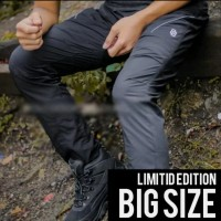 Celana gunung murah celana outdoor size besar XXXL tipe strife seris