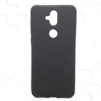 Case Asus ZC600 Zenfone 5Q / 5 Lite Black Matte Anti Minyak Soft Hitam