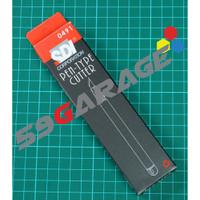 Pen Cutter SDI 0491 + Refill 10pcs - Gundam Model Kit Tool