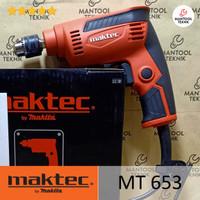 Mesin Bor Tangan Tembok 6.5 mm MAKTEC MT 653 MT653