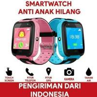 Jam Tangan Anak Anak SmartWatch Strap Rubber kirim Dari jakarta