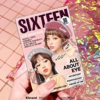 16 brand Eyeshadow sixteen MAGAZINE eyeshadow two tone Korean
