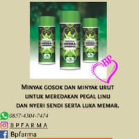 Minyak Herba Sinergi / minyak oles / minyak urut / minyak serba guna