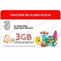 Voucher Three 3GB