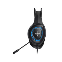 NYK HS-M01 JUGGER Nemesis Smartphone Gaming Headset Free Jack Audio