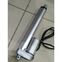 aktuator actuator motorized rod dc 12v push pull rod telescopic motor