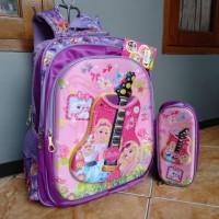 Tas ransel anak import by alto princess barbie