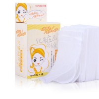 Import 100Pcs/1Set Makeup Cosmetic Clean Cotton Makeup