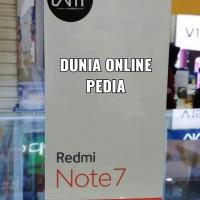Xiaomi Redmi NOTE 7 Ram 4/64 Grs resmi TAM