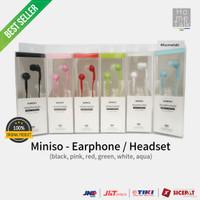 Miniso - Headphone / Earphone / Headset (Fruit Series)