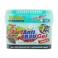 Bagus Anti Bau Gel Kulkas 180 gram / Serap Bau Lemari Es 180 gram