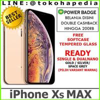 DUAL NANO IPHONE XS MAX 256GB GOLD SILVER SPACE GREY / GRAY