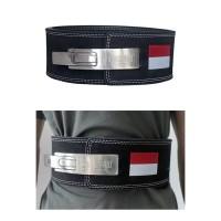 Kongs Pro Lever Belt 13mm Genuine Nubuck Leather - IPF Specification