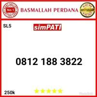 Nomor Cantik simPATI 11 digit AABA 8838 0812 188 3822 rmsl05