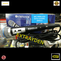 KR03 ORIGINAL Mic kabel Microphone cable karaoke vocal audio sound ori