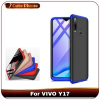 Casing VIVO Y17 Y 17 Hard Case Slim Fit Armor 360 Full Cover Hardcase