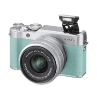 FUJIFILM X-A20 KIT LENS 15-45MM MIRRORLES CAMERA