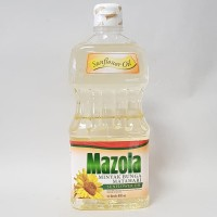 MAZOLA SUNFLOWER OIL / MINYAK BUNGA MATAHARI 900 ML