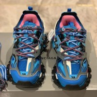 Balenciaga Track Sneakers Blue PK GOD 1:1
