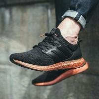 Sepatu Adidas Ultra Boost 3.0 Tech Rush / sneakers premium