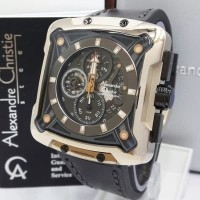 jam tangan pria Alexandre christie original AC 3030 MCL