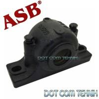 PLUMMER BLOCK / BEARING HOUSING SN509 - SN 509 ASB