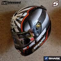 Shark Race R-Pro Carbon Zarco Malaysian GP 2018 DRA