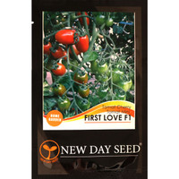 Benih Tomat Cherry / Tomat Mini - First Love F1 (New Day Seed)