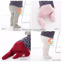 Baby Ribbon Legging - Legging Bayi - Baby Tight
