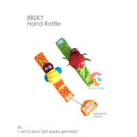 BBSKY Hand Rattle - Wrist Rattle - Gelang Tangan Bayi