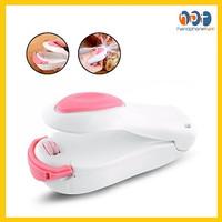 #EC060 / Sealer Mini Plastik - Hand Sealer Perekat Plastik - Putih