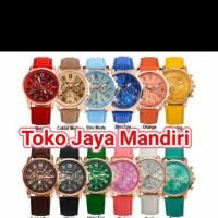 jam tangan wanita remaja merk GENEVA murah termurah garansi
