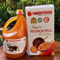 sirup markisa super quality asli pohon pinang medan 2 liter passion