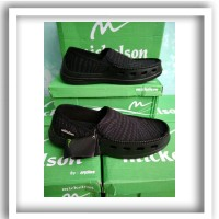 Sepatu Slop in Pria sepatu sandal Mickelson Original not crocs nike