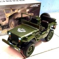 JJRC Q65 4WD Jeep RC Mobil Mainan Remot