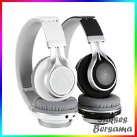 Rexus BT5 - Wireless Headset Bluetooth BT-5 Extra Bass MicroSD Slot