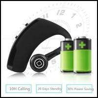 Headset Bluetooth Wireless Handsfree Earphone - Voyager Legend V9 -