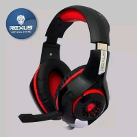Headset gaming headphone e sport REXUS VONIX F55 with Mic