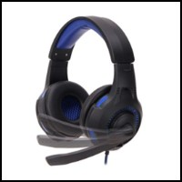 Headset Geming ACETECH Asli Headphone Gaming Headset & Microphone -