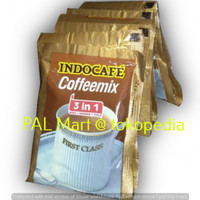 Indocafe Coffeemix 1 Renceng / 10 Sachet / Sashet / Pcs / Coffemix
