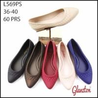 Baru Flat Shoes Murah - Sepatu Jelly Balet Flat / Jelly Shoes Murah -