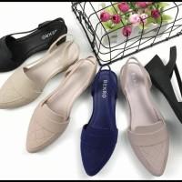Baru Sepatu Wanita - Wedges - Sepatu Wanita Wedges - Sepatu Wedges
