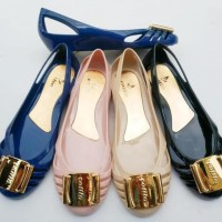 Baru Collin Jelly Shoes - Flat Shoes | Jelly Flat Shoes Best Seller