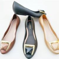 Baru Sepatu Flat Murah - Jelly Shoes Murah / Sepatu Flat Shoes Murah